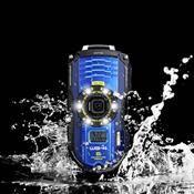 Ricoh WG-4 GPS blau