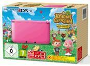 Nintendo 3DS XL pink inkl. Animal Crossing (3DS) DE-Version