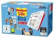 Nintendo 2DS weiß inkl. Tomodachi Life (3DS) DE-Version
