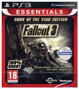 Fallout 3: Game of the Year (UNCUT) Essentials [AT-PEGI] (PS3) DE-Version