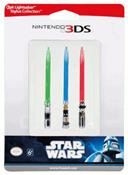 Stylus PowerA Star Wars Lightsaber Stylus Collection 3-Pack (3DS) DE-Version