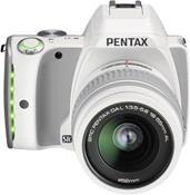Pentax K-S1 Kit weiß + DAL 18-55
