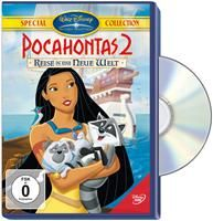 Pocahontas 2 Special Coll. (Disney) Reise in eine neue Welt DVD Video, deutsch