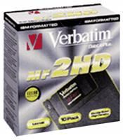 Verbatim DSHD 1.44MB DOS 10er Pack