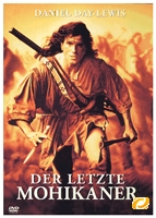 letzte Mohikaner, Der Der letzte Mohikaner DVD Video, deutsch