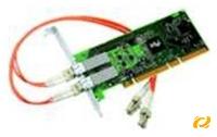 Intel PRO/1000MT Gigabit Server Adapter       ,   PCI, 10/100/1000 autosensing, SX, Dual Port