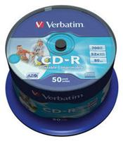 Verbatim CD-R 80 Minuten 700MB 52x (item no. 90057270) - Picture #1