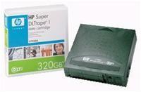 HP SuperDLT-1 Kassette   ,