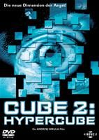 Cube 2 - Hypercube DVD Video, deutsch
