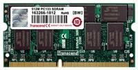 SDRAM  128MB Transcend SO-DIMM