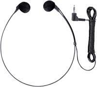 Olympus E-102 Stereo Bügel Kopfhörer  60g, mit extra langem Kabel, für die  Soundkarte des Computer in Verbindung mit der DSS Player Software
