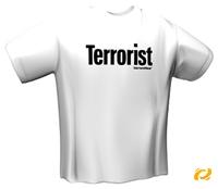 Terrorist white Gr. XXL