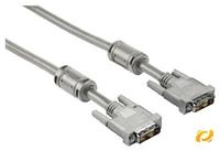 Hama DVI-Kabel 1,8m ,