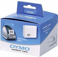 DYMO 11354 Vielzweck Etiketten  für LabelWriter 310 / 320 / 330, 57x32mm, weiss, wiederablösbar, 1000 Etiketten