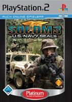 SOCOM 3 U.S.Navy Seals Platinum