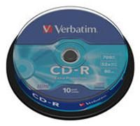Verbatim CD-R 80 Minuten 700MB 52x Extra (Article no. 90141188) - Picture #2
