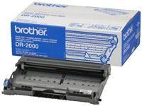 Brother DR-2000 Trommeleinheit  ca.12.000 Seiten, für DCP-7010/7010L/ 7025, FAX-2820/2920, HL-2030/2040/ 2070N, MFC-7225N/7420/7820N