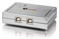 equip Data Switch 2-fach USB 2.0 (Article no. 90149503) - Picture #1
