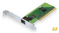 AVM FRITZ!Card PCI V2.1 ISDN Low Profile  passiver ISDN Controller, Bulk-Version, mit Zubehör ohne Retailverpackung