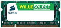 Corsair ValueSelect 1GB DDR2 SO-DIMM    ,