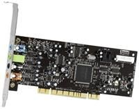 Creative Sound Blaster Audigy SE 7.1 bulk PCI, 3x 3.5mm Klinke, 1x Mikrofon, 24bit, bulk