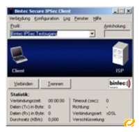 bintec Secure IPSec VPN-Client für 5 Clients (Article no. 90164724) - Picture #1