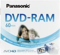Panasonic DVD-RAM 2.8GB 8cm