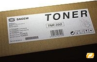 Sagem TNR 350 Toner (Article no. 90175015) - Picture #1