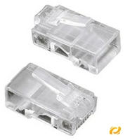 Hama Modular-plug 8p8c RJ-45 10 Stück (Article no. 90178683) - Picture #1