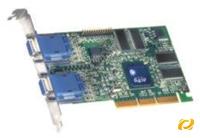 Matrox Millennium G450 DH AGP Bulk Matrox G400, 32MB DDR, 2x VGA (Article no. 90186084) - Picture #1