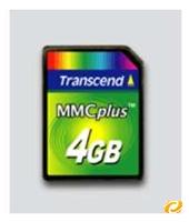 Transcend Multi Media Karte 4GB (Article no. 90197858) - Picture #1
