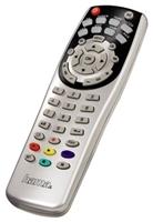 Hama Universal-Fernbedienung 8in1  für TV/VCR/SAT-CAB/DVD/TUNER/CD/TAPE/AUX idealer Ersatz für defekte oder verlor- engegangene Fernbedienungen, für alle gängigen TV-Geräte vorprogrammiert