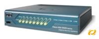 Cisco Adaptive Security Appliance 5505      ,   Firewall Edition, BUN-K9, 10 User, Fire- wall, 10 IPSec VPN-Peers, 2 SSL-VPN Peers, 3DES/AES Lizenz, 8-Port 10/100 Fast Ethernet Switch (davon 2 mit Power over Ethernet (PoE)), 3 VLANs SSC-Erweiterungsslot
