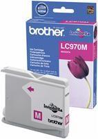 Brother LC-970M Tinte Magenta