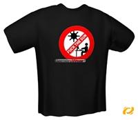 Gamerswear T-Shirt Fuck The Sun black Gr. M,