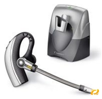 Plantronics CS70N /HL10 wireless DECT-Headset, mit Basisstation, (Article no. 90249401) - Picture #2