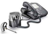 Plantronics CS70N /HL10 wireless DECT-Headset, mit Basisstation, (Article no. 90249401) - Picture #1