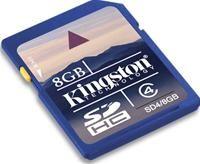 Kingston SDHC Karte 8GB