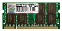 Transcend JetRam 1GB DDR2 SO-DIMM (Article no. 90251529) - Picture #1