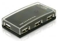 DeLOCK HUB USB2.0 extern 4 Port (Art.-Nr. 90255862) - Bild #1