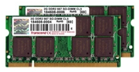 Transcend JetRam 4GB DDR2 SO-DIMM Kit (Article no. 90263011) - Picture #2