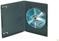 Digitus DVD Single Case schwarz