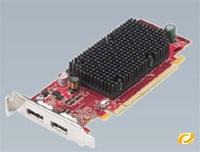 AMD FireMV 2260 PCI 256 GDDR2, PCI, 2x DisplayPort, (Article no. 90275426) - Picture #1