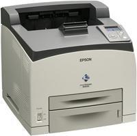 Epson AcuLaser M4000DN  schwarz/weiss, 43 Seiten/Min., 1200dpi, LAN, USB2.0, Parallel, 700 Blatt Papier- kapazität, Druckersprachen: original Adobe, PostScript 3, PCL6, PCL5e, PDF 1.3 und ESC/Page, inklusive Duplexeinheit