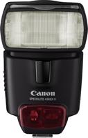 Canon SpeedLite 430EX II Blitzlicht für Canon EOS EOS-1D Mark II, EOS-1Ds Mark II, EOS-1D Mark II N, EOS 5D, EOS 7D, EOS 20D und EOS 350D, 450D, 550D