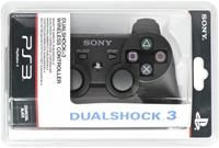 Sony Dualshock 3 Wireless Controller schwarz, (Sixaxis)