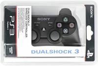 Sony Dualshock 3 Wireless Controller schwarz Sony PS3 Original (Sixaxis)