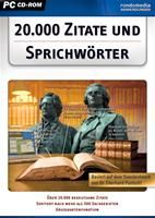20.000 Zitate und Sprichwörter