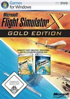 Microsoft Flight Simulator X Gold Deutsche Version