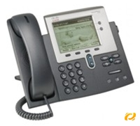 Cisco Unified IP Phone 7942 spare (item no. 90292106) - Picture #1